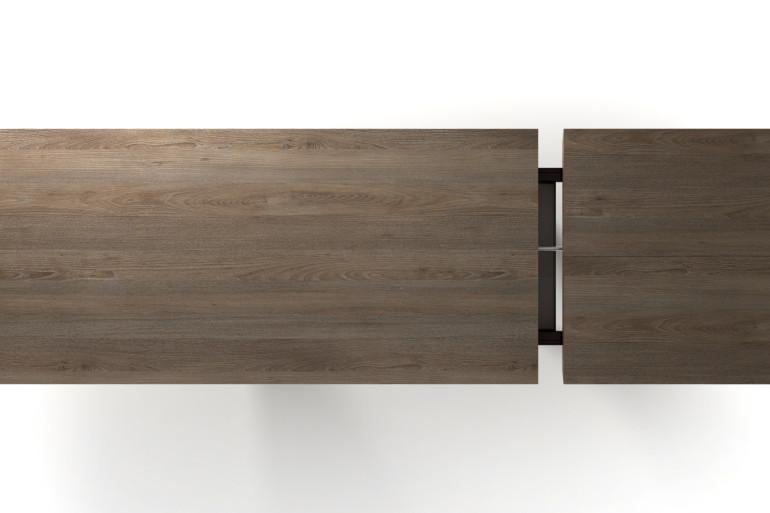 Salontafel Smoked Oak.Lax Table Stolz